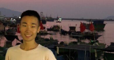 Barry Li Seminarian